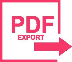 Event Floor Plans pdf export